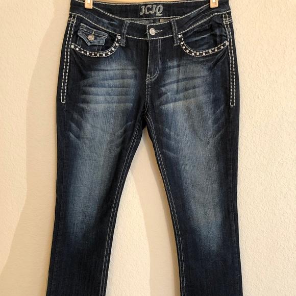 JCJQ Jeans Denim - NWT JCJQ Jeans